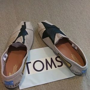 Toms Hamilton Musical Customized